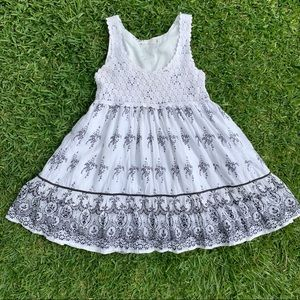 ✨✨🖤✨✨ Paper Crane Boho Summer Dress
